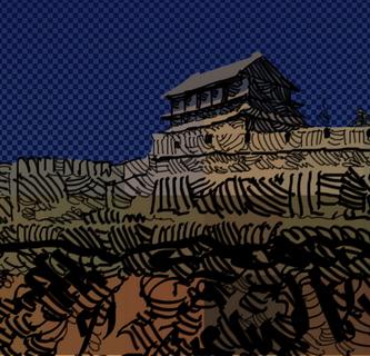 赵国的城池 燕国的山